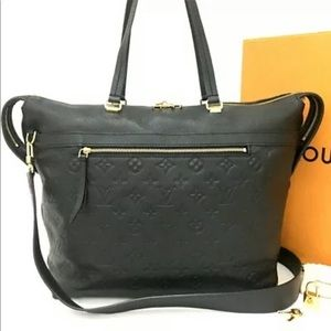Louis Vuitton Monogram Empreinte Boetie Bag *New*